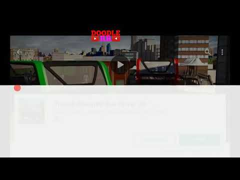 Transit Elevated Bus Driver 3D