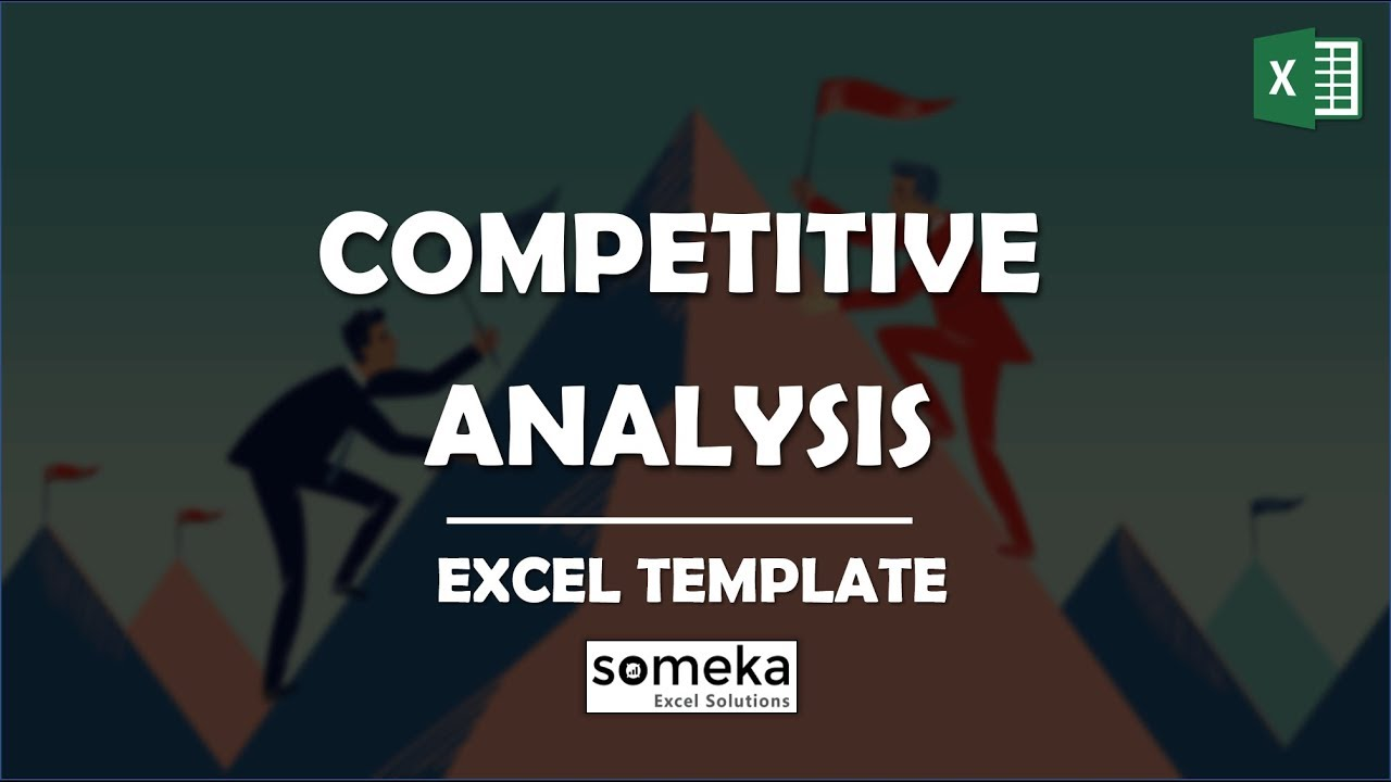 Competitive Analysis Template Excel from i.ytimg.com