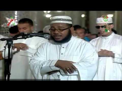 2012-1433 Night 4 Taraweeh in Algeria Very Beautiful Recitation  تلاوة جميلة