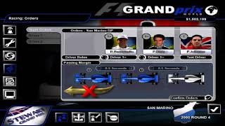 Grand Prix World: My Career! - Stewart - Episode 36 - Where Are All The Engineers??