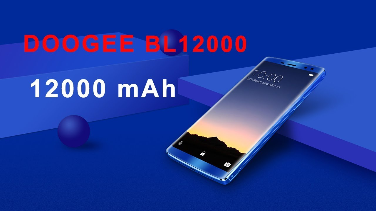 DOOGEE BL12000 India - 12000mAh Mobile price, Sale (Flipkart, Amazon,  Snapdeal)