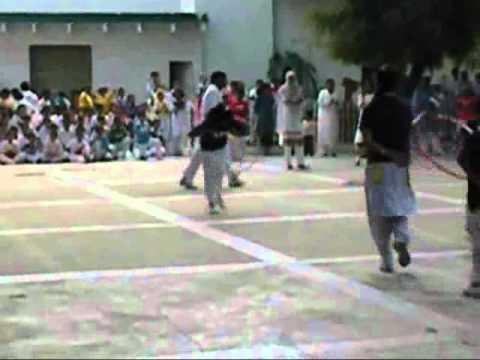 karachi public school class 5 hula hoop