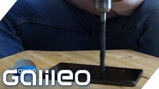 So viel hält das Keramik-Handy wirklich aus | Galileo | ProSieben