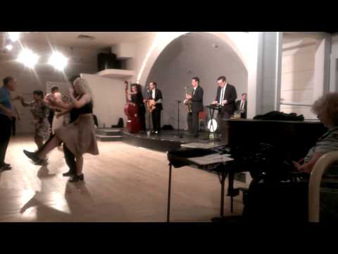 Swing dance-- Panama City, FL