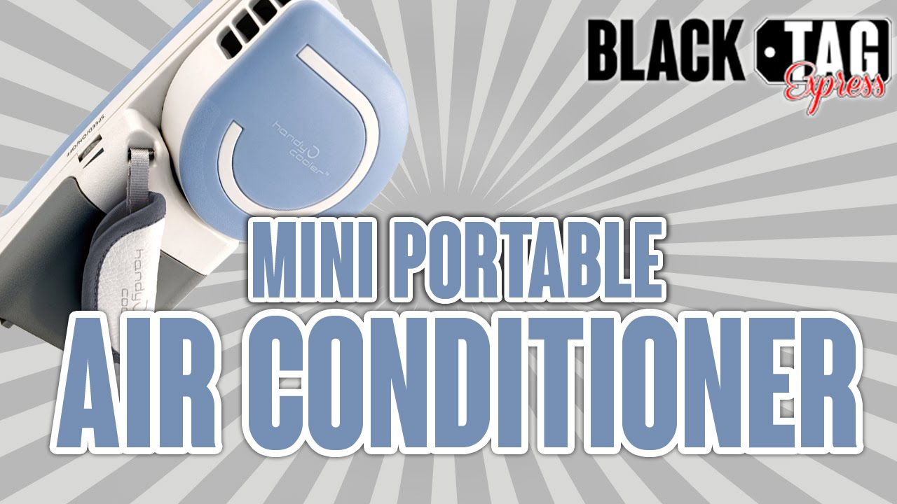 Small Air Conditioning Unit For Bedroom Mini Portable Air Conditioner Small Fan The Original Handy