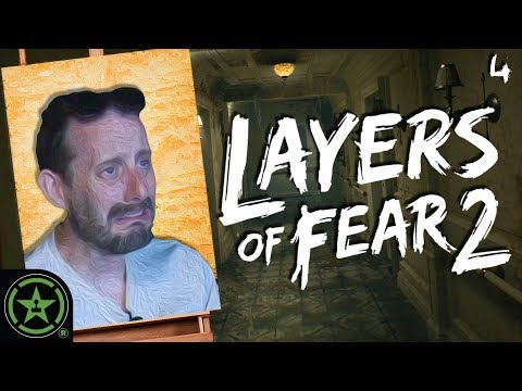 WHAT'S CHASING US? - Layers of Fear 2 (Part 4) | Let's Watch
