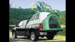 Napier truck tent