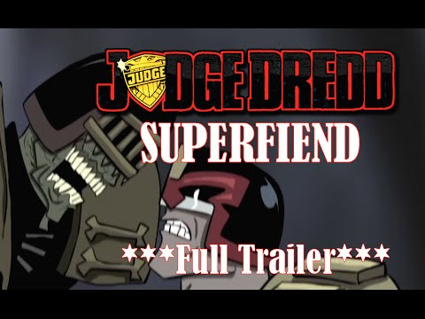 Random Movie Pick - Judge Dredd: Superfiend Full Trailer YouTube Trailer