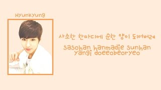 Romeo (로미오)- Smile Color Coded Lyrics [Han/Rom] [Eng in description]