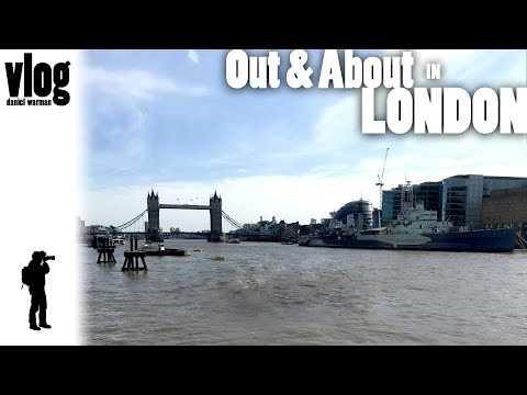 London Tour - River Thames Cruise in HD