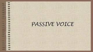 Download lagu Materi ACTIVE PASSIVE VOICE (Grammar) - Pembahasan Materi USM PKN STAN