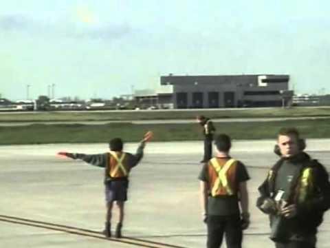Jetsgo MD83 Inaugural Flight