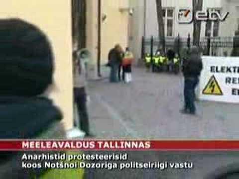 Ei Politseiriigile - ETV AK