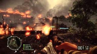 Battlefield: Bad Company 2 Vietnam Pure Gameplay