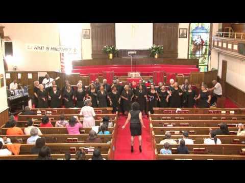 Back to Eden - Mt. Carmel Baptist Church Sanctuary Choir 6-16-2012 Concert