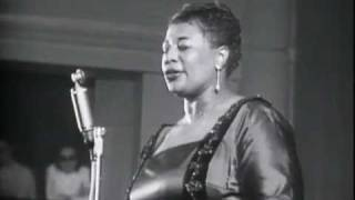 ella fitzgerald it don t mean a thing if it ain t got that swing live in belgium 1957