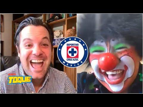 Chuponcito lo predice: CRUZ AZUL será campeón. La reacción de Juanpa Fernández es imperdible | Toque