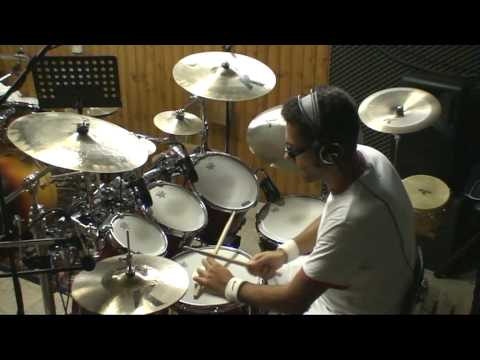 Dave Matthews band - #41 - drum cover by Andrea Mattia
