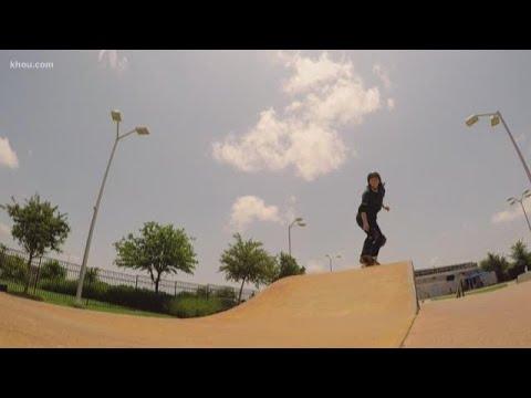15-year-old skateboarder is best in world