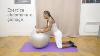 Ballon Fitness : le Swiss Ball