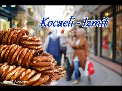 izmit - kocaeli سوق ازميت شارع الاستقلال