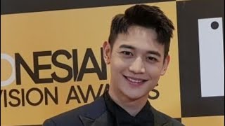 MINHO SHINee part 1 di Indonesian Television Awards 2017