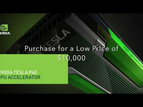 Mining On A $10,000 Tesla P40 GPU