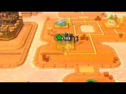 Scoops - Super Mario 3D World: Dustybar Land 8