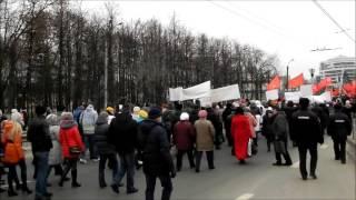 митинг обманутых дольщиков су 155 и ивановская дск г  иваново 07 11 15