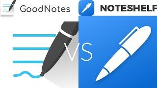 GoodNotes 5 vs Noteshelf 2: 2019 comparison