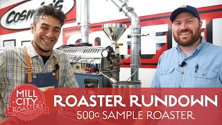 Roaster Rundown: the Mill CIty 500 gram