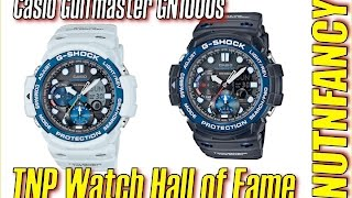Watch Hall of Fame:  Casio Gulfmaster GN1000s [Nutnfancy Review]