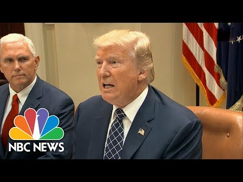 Trump 'Very Disappointed' In Senate Health Care Bill Failure | NBC News