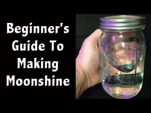 Moonshine Making 101 -Beginner Moonshine and Fuel Making - Off Grid living