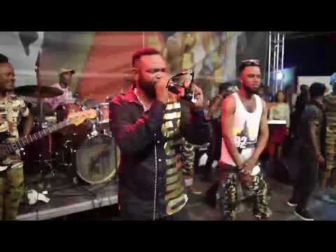 Concert Fikin Kabosé Bulembi Fara Fara Didier Lacoste Fimbi