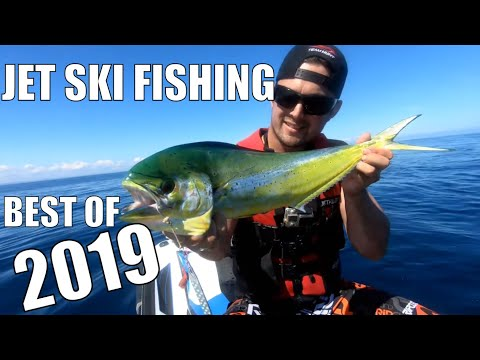 Jet Ski Fishing Best Of 2019