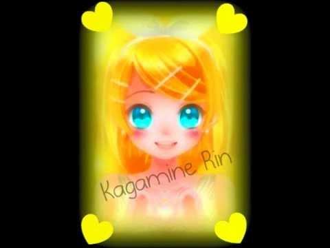 Su- su- suki, Diasuki (I like you, I love you) Rin Kagamine Lyrics