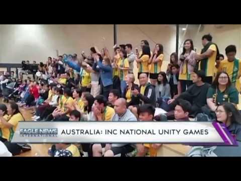 AUSTRALIA: INC Unity Games