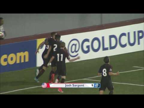 CU17 PAN: Mexico vs United States Highlights