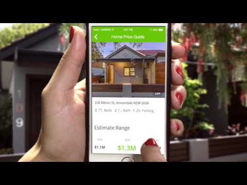 Domain TV Advert - Australia's best property app