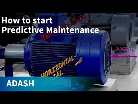 Vibration Analysis For Beginners 2 (how To Start Your Predictive Maintenance)