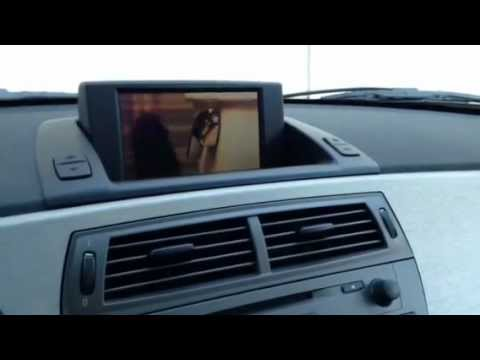 Preview Bmw Z4 E85 Tv Funktion Youtube