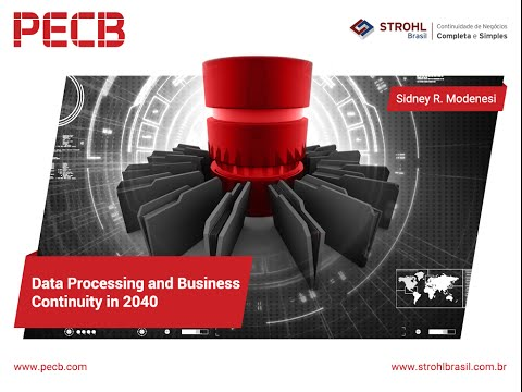 Data Processing and Business Continuity in 2040