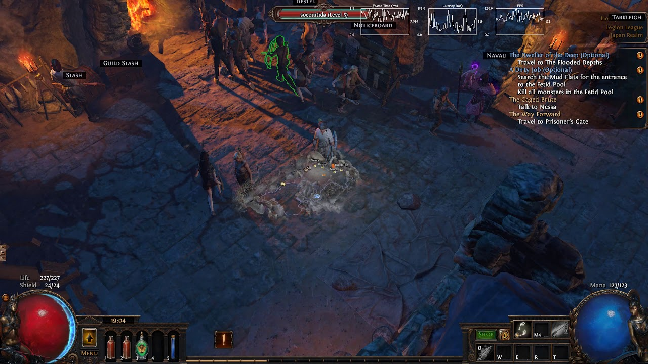 3 7 Path of exile BOT