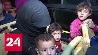 Сбежавшие из Алеппо рассказали, как отрезают руки и головы