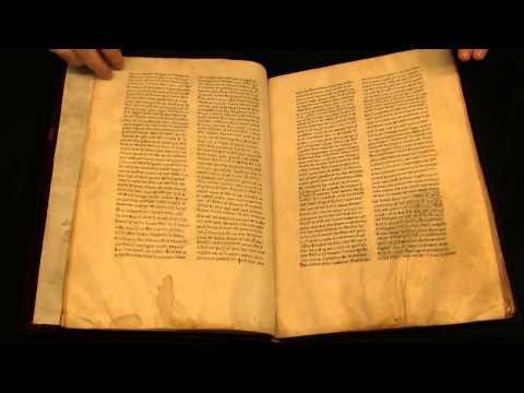 University of Pennsylvania Library's LJS 55 - L'image del monde (Video Orientation)