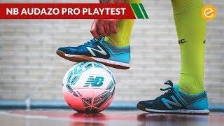 NB AUDAZO PRO - As sapatilhas de Pedro Cary, Elisando, Joselito e Aléx