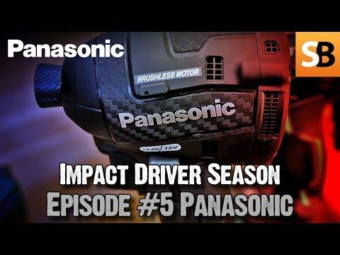 Panasonic EY75A7 18v/14.4v Impact Driver - Roundup Part 5