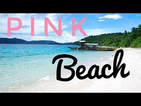 Pink Beach, San Vicente, Northern Samar (vlog 2)