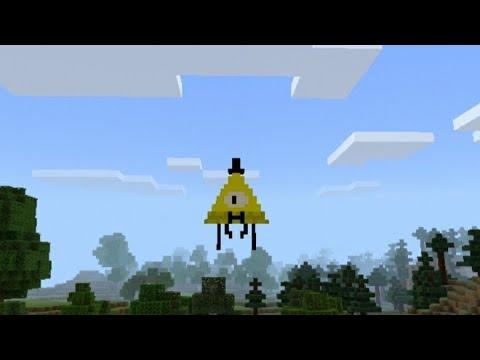 Minecraft Bill Cipher Skin